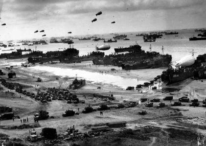 Amerika en de Wereldoorlogen