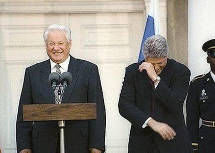 """Nato-Osterweiterung: """"Das ist eine brillante Idee! Ein Geniestreich!"""""""