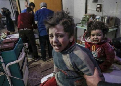Propagandaoorlog rond Syrië