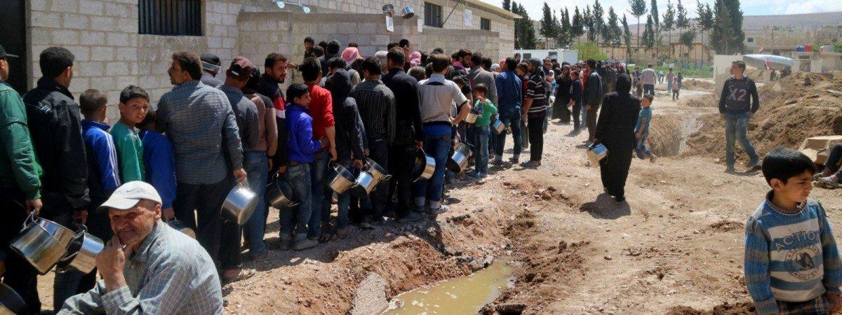 Waarom niet eens luisteren naar wat de Syriërs zelf te zeggen hebben?