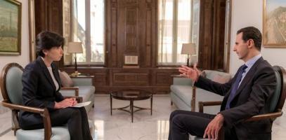 Assad in gesprek met het Russische NTV: elke constitutionele hervorming in Syrië is een volledig Syrische kwestie