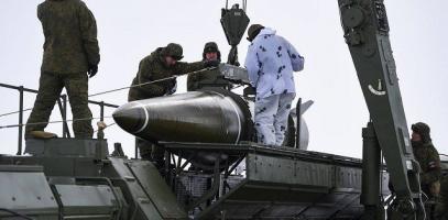 """Russische generaal: """"Plaatsing raketten in Europa dwingt tot preventieve aanvalsdoctrine"""""""