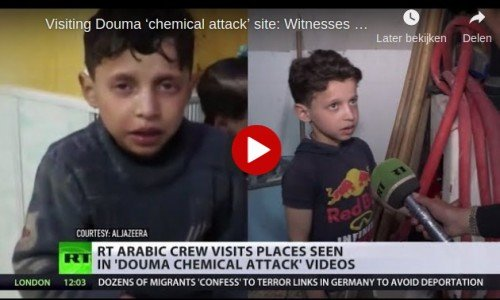 Syrië – Het merkwaardige relaas van Hassan Diab