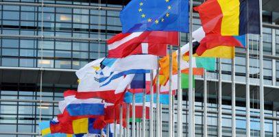 De EU (1) Een Amerikaanse constructie