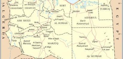 Haftar en de stammen- en belangenstrijd in Libië