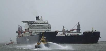 Amerikaanse sancties vertragen Nord Stream 2, duperen Europese bedrijven