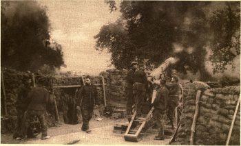 Verdediging Antwerpen 1914