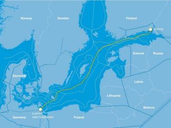 kaart: Nordstream AG