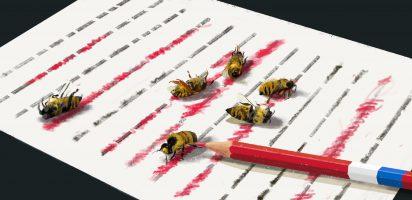 Kamer roept minister tot de orde: Nederland moet bijenrichtsnoer steunen