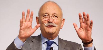 Victor Halberstadt: icoon van de verborgen macht