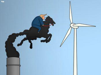 Trump_als_Don_Quixote___Tjeerd Royaards