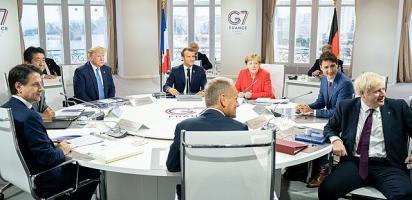 G7 is achterhaald, maak plaats voor iets anders!
