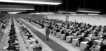 Van bolsjewisme naar bureaucratie