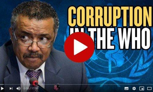 Hoe corrupt is de WHO?