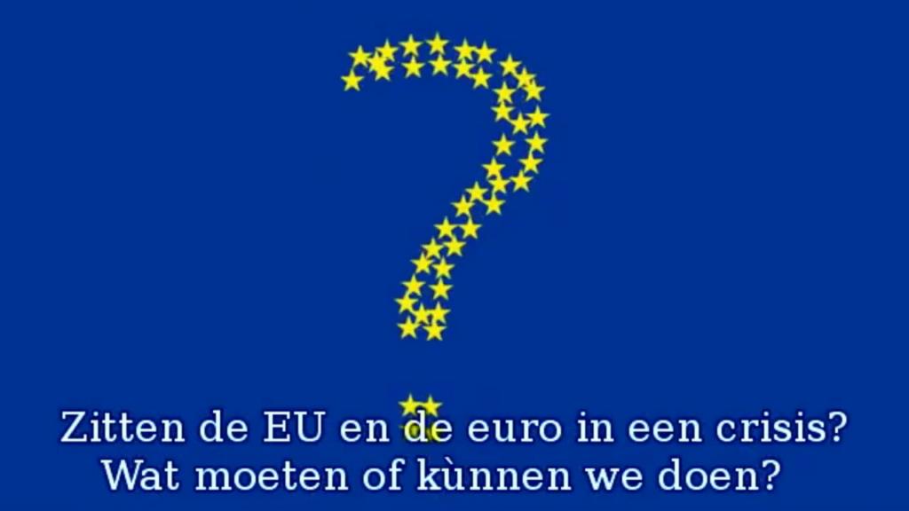 Het onvoorstelbare ESM verdrag