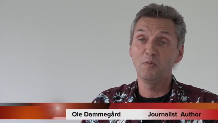 Ole Dammegård in gesprek met Irma Schiffers