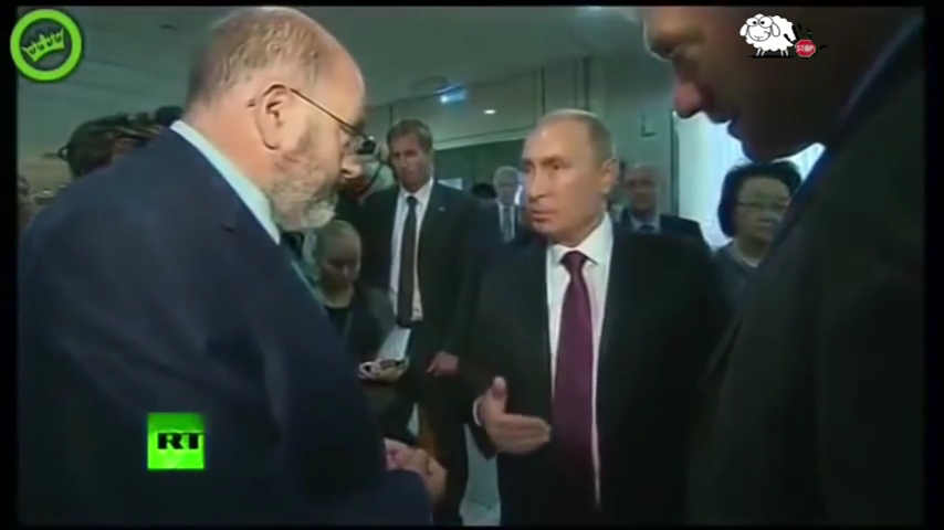 NOS liegt en stuurt aan op een conflict met Rusland