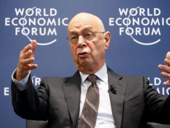 World Economic Forum Platform & Wereldmunt
