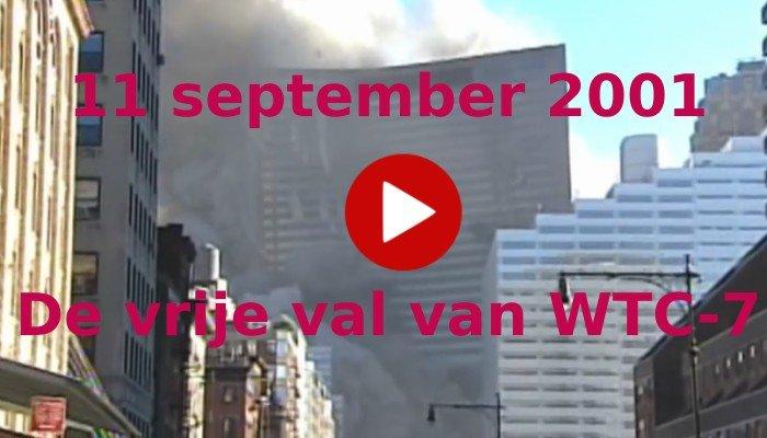 9/11 De vrije val van WTC-7