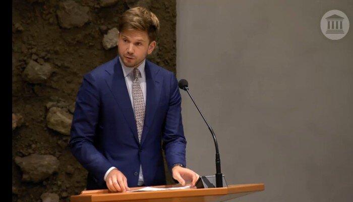 De speech van Gideon van Meijeren vs. de hele Kamer